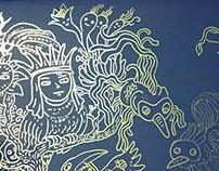 Doodle Fairy tale