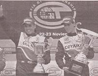 Copa FIA GT 2008 la victoria de Pérez Companc y Russo