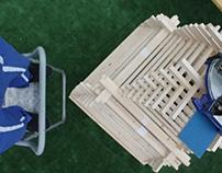 طريقة صنع إطارات خشبية
