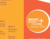 Short and Sweet Theatre Festival 2014
