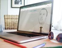 Personal Resume Web Page Development & Design