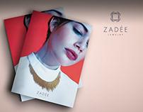 ZADÉE Jewelry | Corporate Design