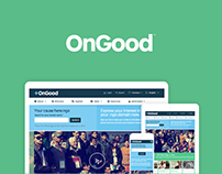 Public Interest Registry - OnGood Site Design