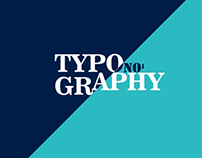 Typography NO1