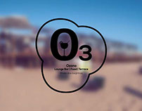 O3 lounge bar - Corporate Identity