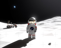 One Small Step for a (Lego) Man