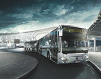 Mercedes Benz CapaCity L – CGI