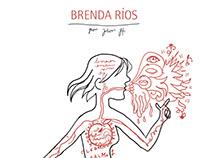 Brenda Ríos.