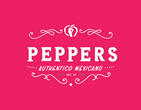 PEPPERS Authentic Mexicano