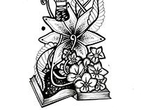 IMAGINATION / Tattoo design