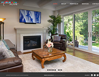 Pixels Alive - Website