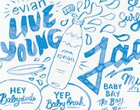Evian Baby Bay
