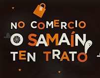 Samaín 2016 - Comercio Coruñés