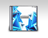Cuboid - Aquamarine // Cover Design