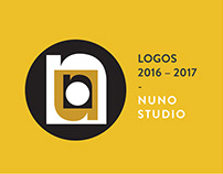 Logos 2016 - 2017 | Nuno Studio