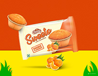 Sweeto Packaging Design