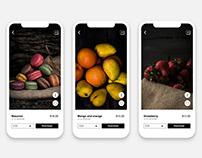 15 Amazing Fruits UI Designs for Inspiration