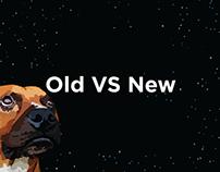 """Design Jam 2 - """"Old vs New"""""""