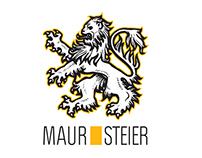Maur Steier logotypes