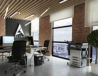 AS YAPI Office Design