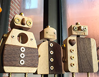 Woodbot Friends