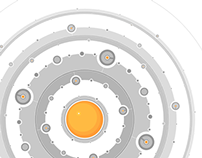 SW Clock program animation