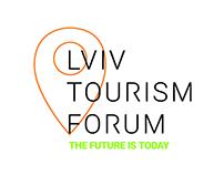 Логотип Львівського туристичного форуму