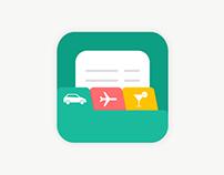 Zoho Expense app icon