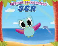 """Treasure of Knowledge: SEA"", Series of children books"