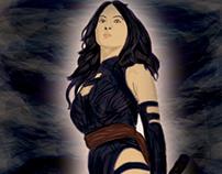 Psylocke Xmen