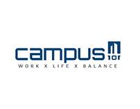 Logo Or Brand Identity Design online Campus