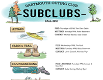 DOC Subclubs poster