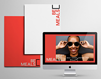 Brand + Stationery Development // BeMeals