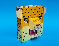 Cajas Animales