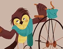 Tales from Birdbath