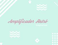 Amplificador Retrô