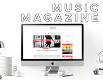 WELOFI - music magazine