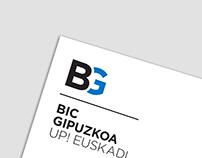 BIC Gipuzkoa, Identidad corporativa.