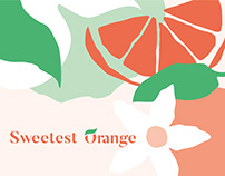 Sweetest Orange - Logo and Packaging