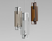 Free 3d model / Projekt Pendant by Tech Lighting