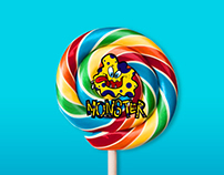 Package - Monster Candy