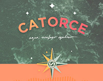 CATORCE - ALBUM ART