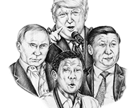 Student's Digest 8 #4: World Leaders