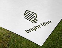 Cutout logo design