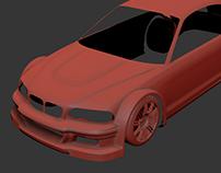 [WIP] BMW M3 GTR E46