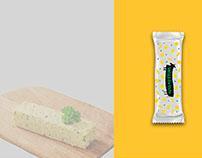 herbs butter packaging