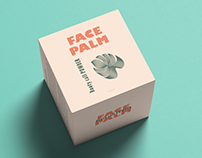 Face palm cosmetics