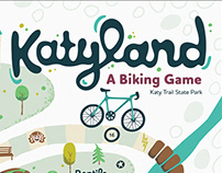 Day Map: Adventures on the Katy Trail