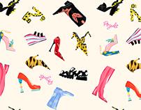 Dancing Shoes Pattern