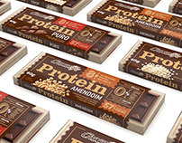 New Packages - Chocolife Protein